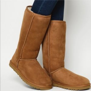Tall classic UGG Australia boots